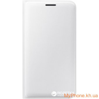 Чехол Samsung для Galaxy J105 Mini Flip Cover White