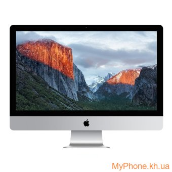 "Моноблок Apple iMac 27"" with Retina 5K display (MK462) 2015"