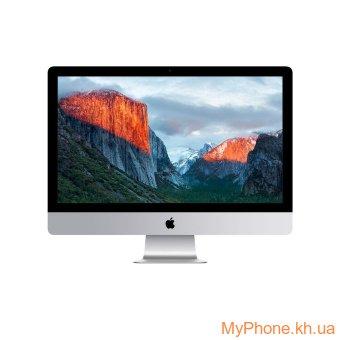 "Моноблок Apple iMac 27"" with Retina 5K display (MK482) 2015"