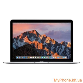 "Ноутбук Apple MacBook 12"" Silver (MNYJ2) 2017"