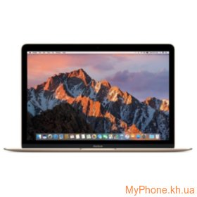 "Ноутбук Apple MacBook 12"" Gold (MNYK2) 2017"
