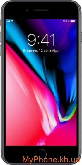 Смартфон Apple iPhone 8 Plus 256GB (Space Gray)