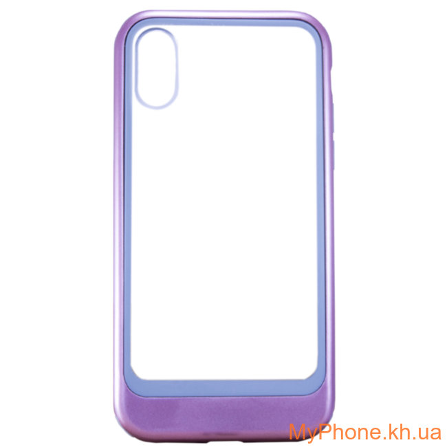 Силикон STATEMENT CASE iPhone X бронзовый