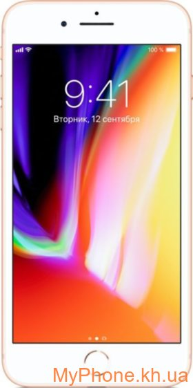 Смартфон Apple iPhone 8 Plus 256GB (Gold)