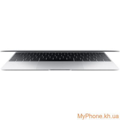 "Ноутбук Apple MacBook 12"" Silver (MLHC2) 2016"
