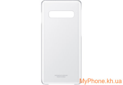 Чехол для телефона Samsung S10 Clear Cover Transparent EF-QG973CTEGRU