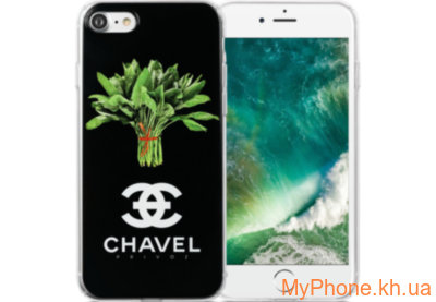 Чехол Avatti B&Z PC Chavel Black для iPhone 7