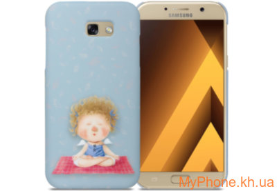 Чехол Avatti GAPCHINSKA PC Лотос для Samsung A7 2017 A720