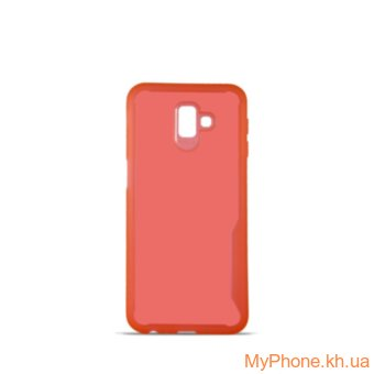 Чехол MiaMI Simple Samsung J610 (J6 Plus) Red