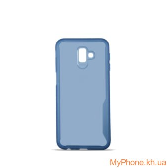 Чехол Simple Samsung J610 (J6 Plus) Blue