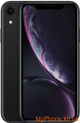 Смартфон Apple iPhone Xr 128Gb Single sim Black