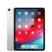 Планшет Apple iPad Pro 11 2018 Wi-Fi + Cellular 256GB Silver (MU172, MU1D2)