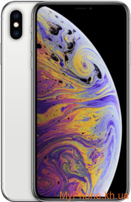 Смартфон Apple iPhone Xs Max Dual 256Gb Silver