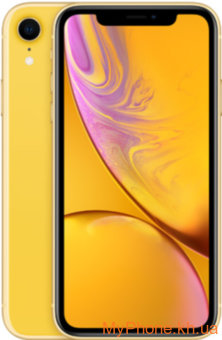 Смартфон Apple iPhone Xr 128Gb Single Sim Yellow