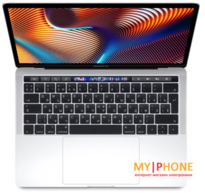 "Ноутбук Apple MacBook Pro Touch Bar 13"" 256Gb Silver 2019 (MUHR2)"