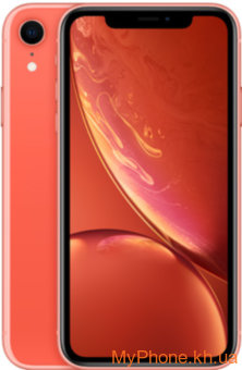 Смартфон Apple iPhone Xr 128Gb Single Sim Coral