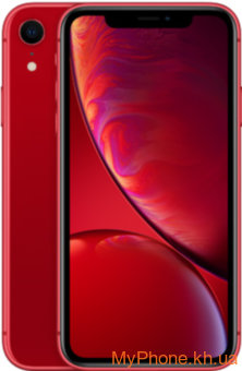 Смартфон Apple iPhone Xr 128Gb Single Sim Red