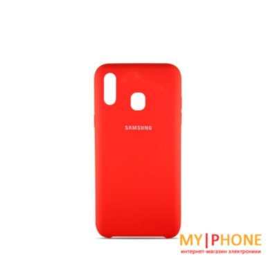 Чехол Soft Case for Samsung A10s (A107-2019) Red