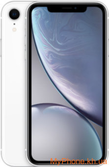 Смартфон Apple iPhone Xr 128Gb Single Sim White