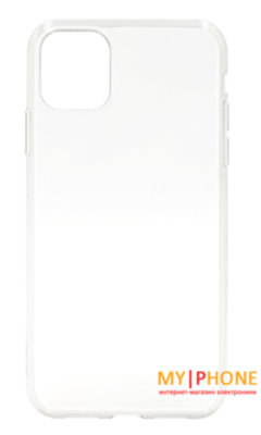 Чехол силиконовый Baseus Simple для iPhone 11 Pro Max Transparent