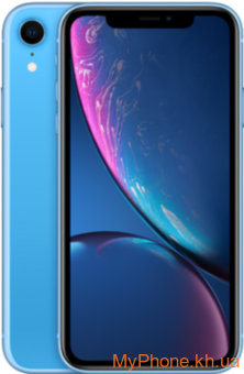 Смартфон Apple iPhone Xr 256Gb Single Sim Blue
