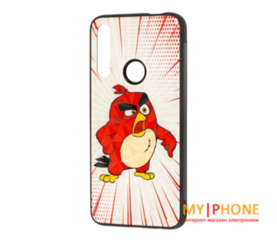 Чехол для Samsung A50/A30s Angry Birds Red