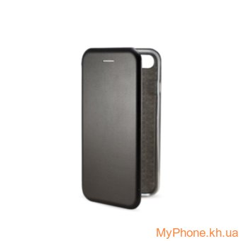 Чехол книжка Kira Slim Shell for Samsung J330 (J3-2017) Black