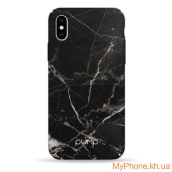 Чехол Pump Plastic Fantastic Case Black Mirror  for iPhone X