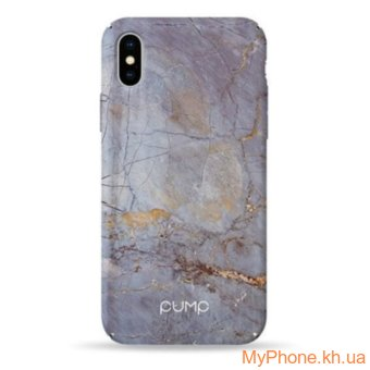 Чехол Pump Plastic Fantastic Case Sky Marble  for iPhone X i