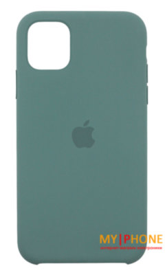 Чехол-накладка Apple Silicone Case для iPhone 11 Pro Pine Green