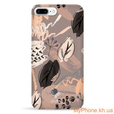 Чехол Pump Tender Touch Case Leaf Fall  for iPhone 8 Plus iPhone 7 Plus